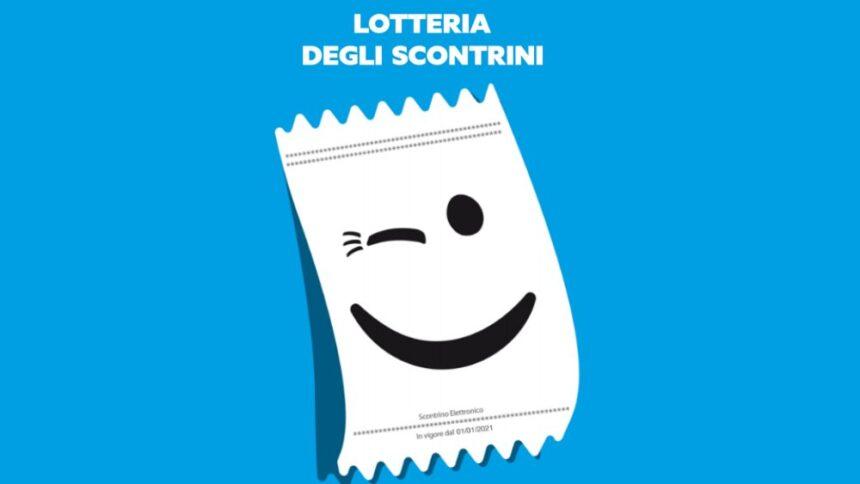 Lotteria SCONTRINO da AE